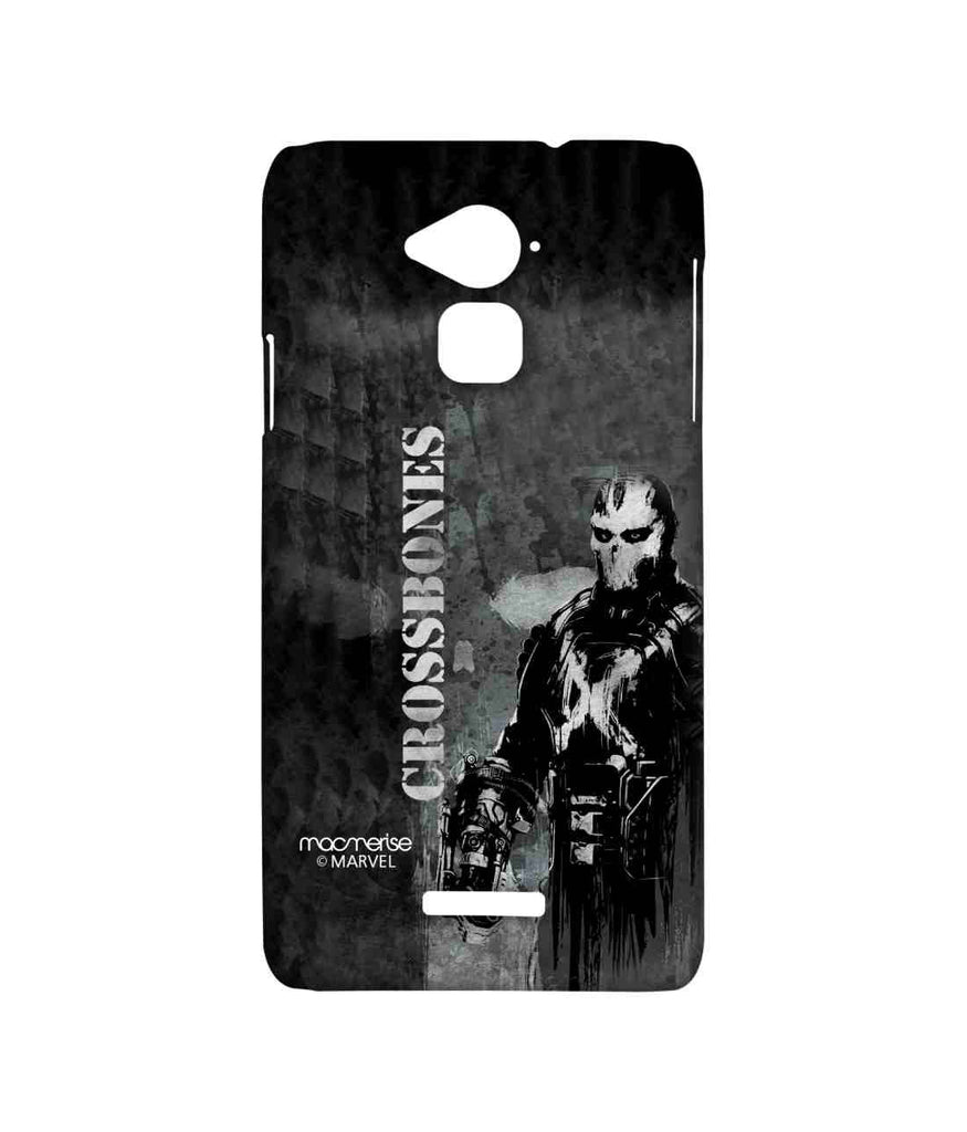 Captain America: Civil War Crossbones Greybones Sublime Case for Coolpad Note 3