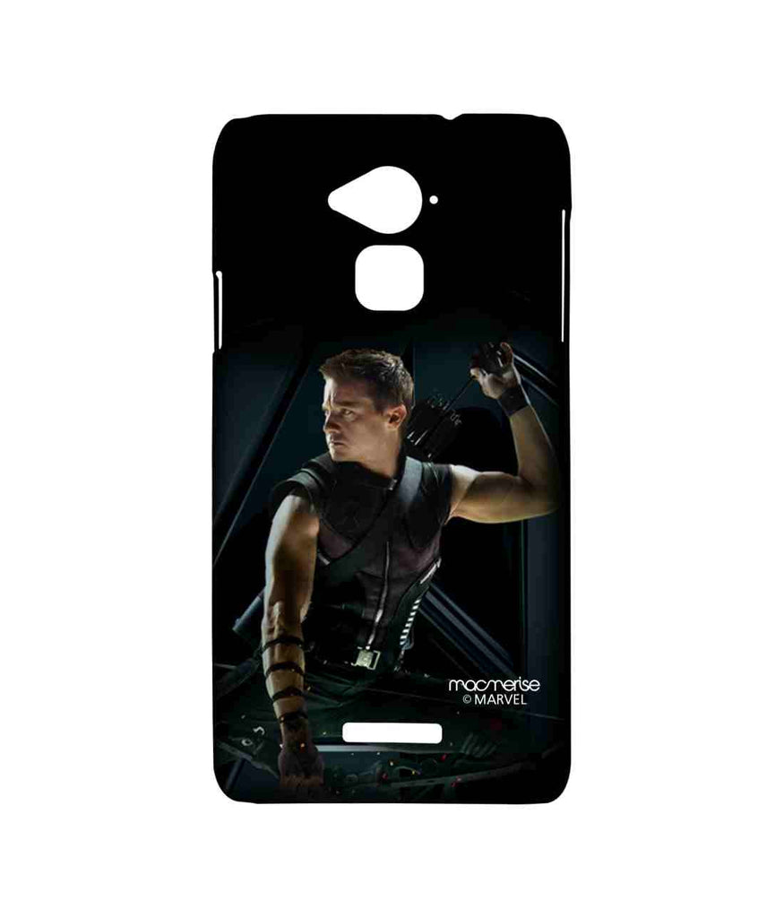 Captain America: Civil War Hawkeye Stance Sublime Case for Coolpad Note 3