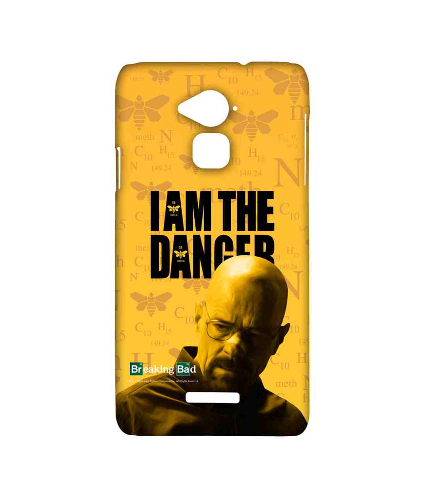 Breaking Bad Walter White I am the Danger Sublime Case for Coolpad Note 3