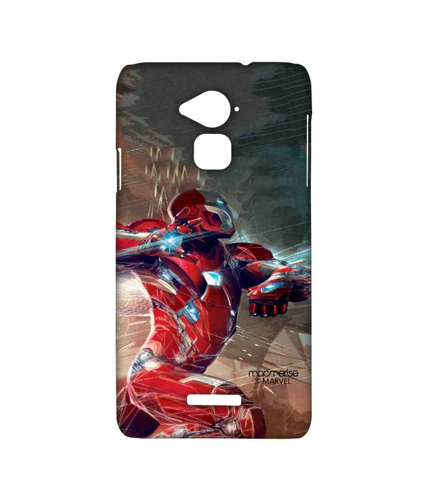 Captain America: Civil War Ironman Attack Sublime Case for Coolpad Note 3