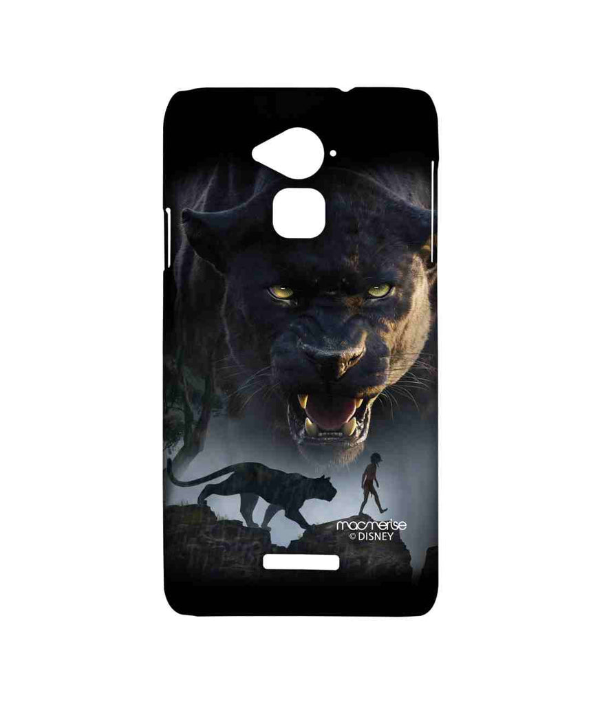 Disney The Jungle Book Mowgli and Bagheera Jungle Book Heroes Sublime Case for Coolpad Note 3