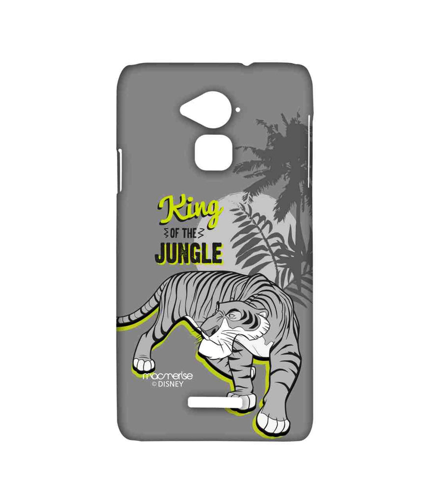 Disney The Jungle Book Share Khan King Of The Jungle Sublime Case for Coolpad Note 3