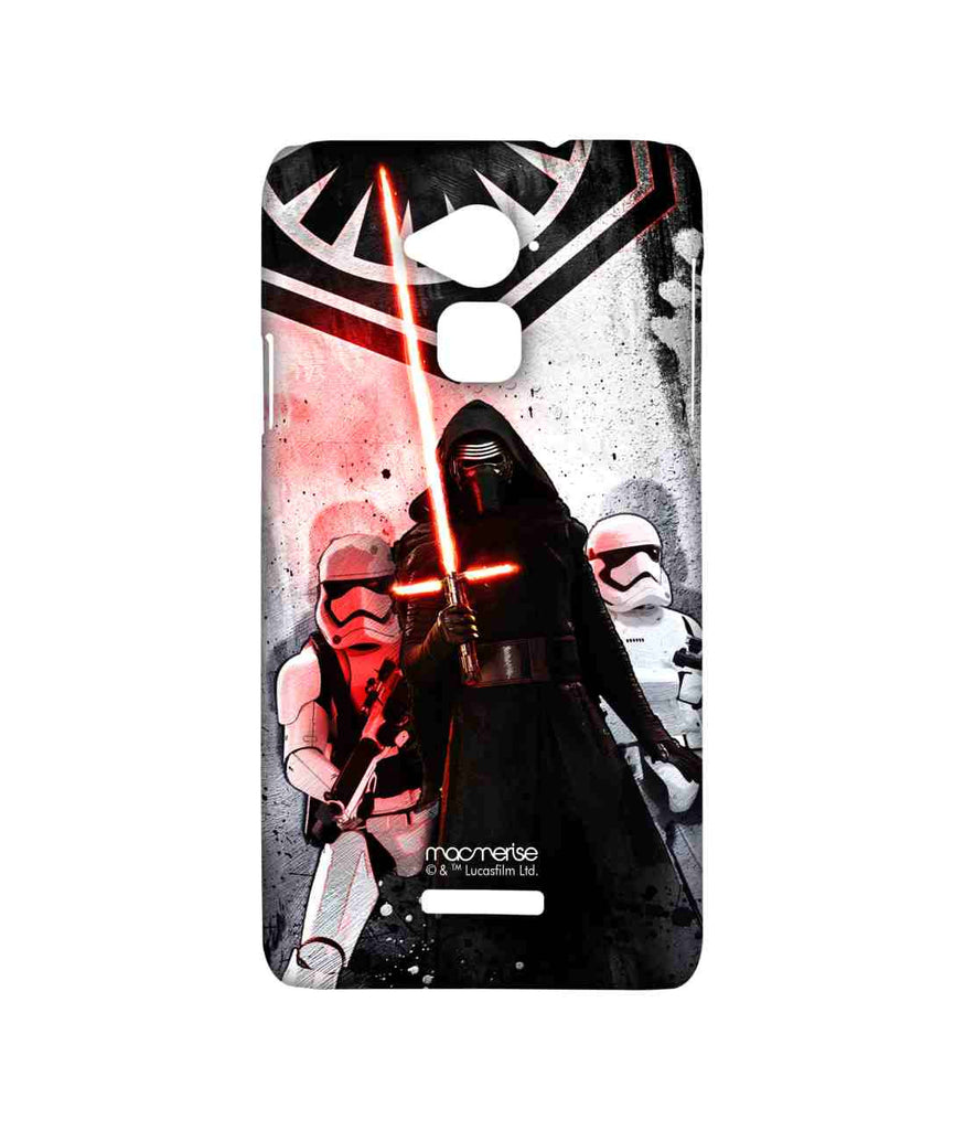 Star Wars Force Awakens Kylo Ren Kylos Troop Sublime Case for Coolpad Note 3