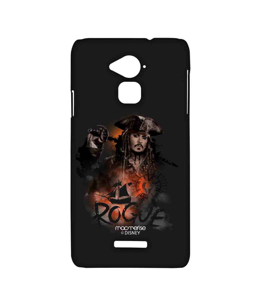 Pirates of the Caribbean Jack Sparrow Rogue Jack Sublime Case for Coolpad Note 3