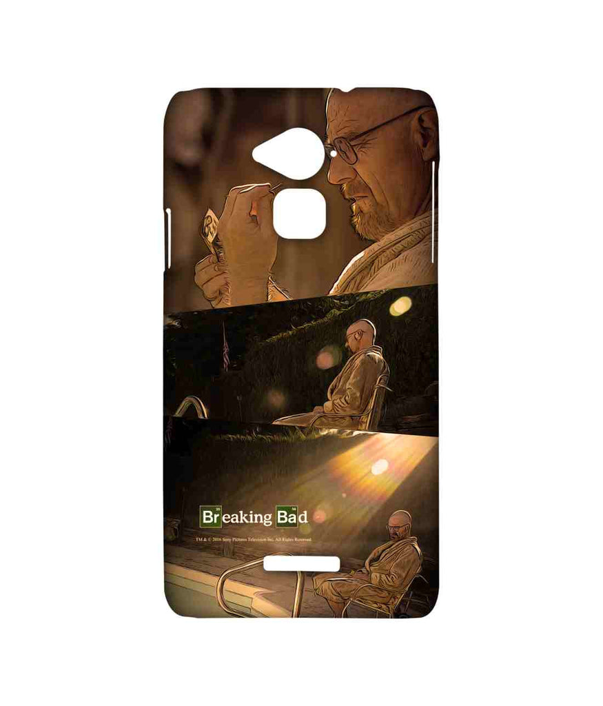 Breaking Bad Walter White Say My Name Sublime Case for Coolpad Note 3