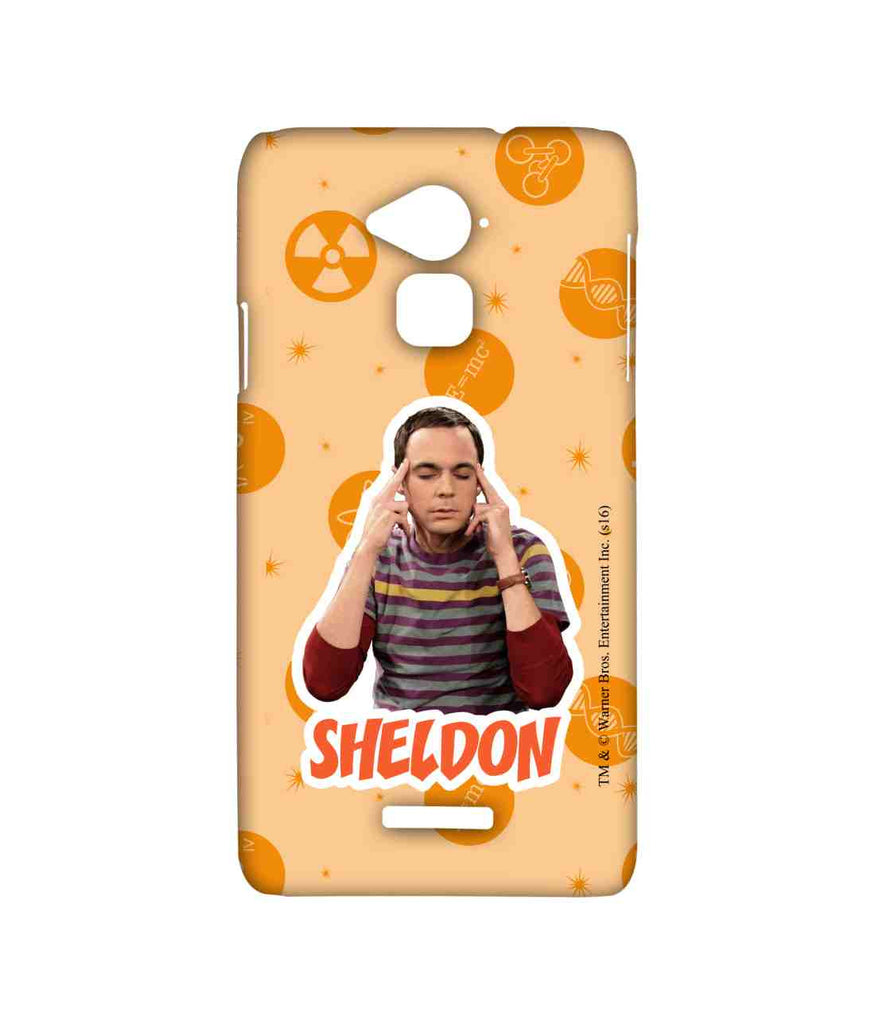 Big Bang Theory Sheldon Explosion Sublime Case for Coolpad Note 3
