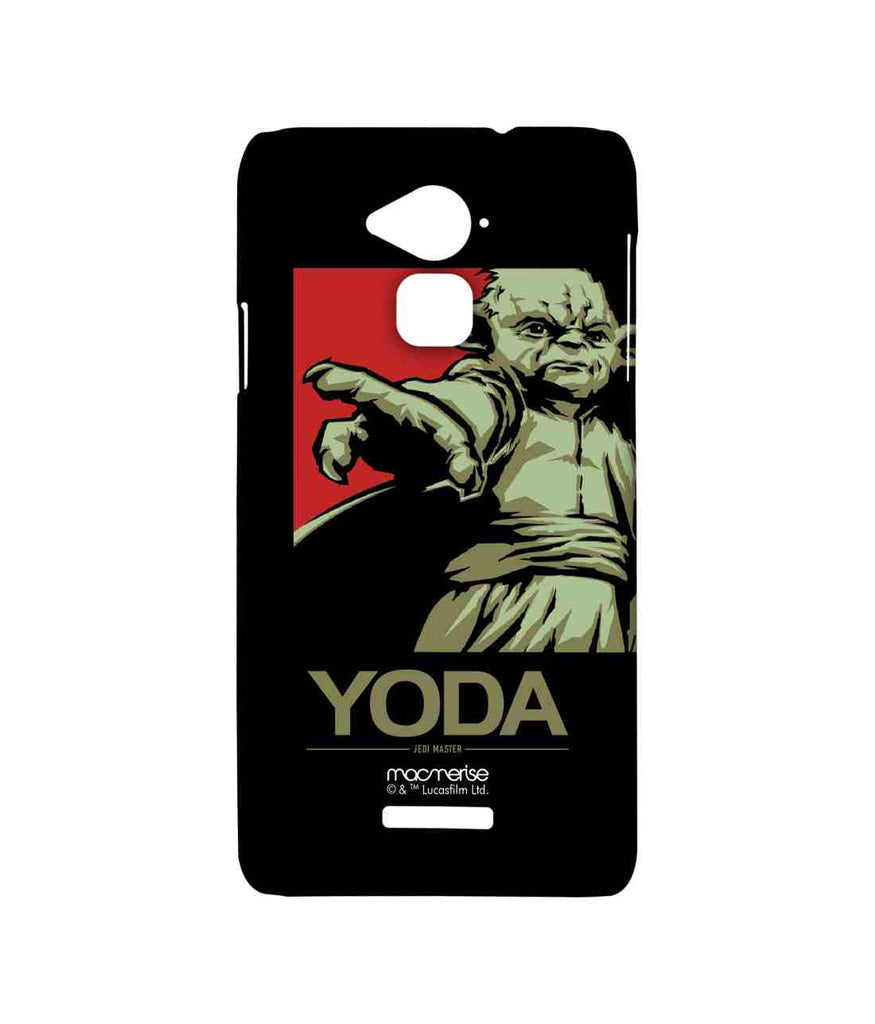 Star Wars Yoda The Jedi Master Sublime Case for Coolpad Note 3