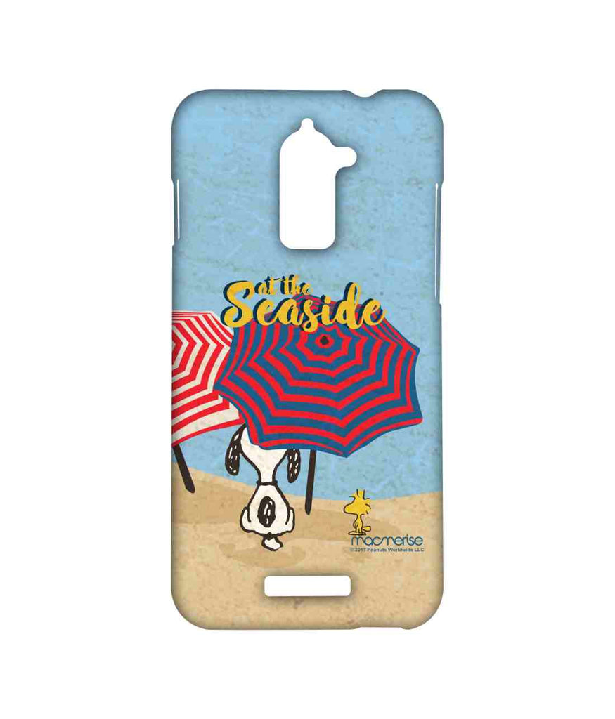 Snoopy At The Seaside Sublime Case for Coolpad Note 3 Lite