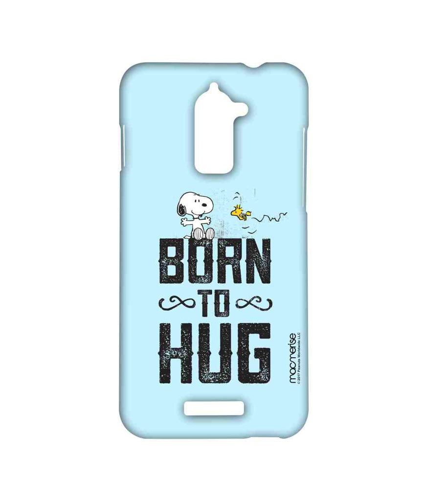 Snoopy Born to Hug Sublime Case for Coolpad Note 3 Lite