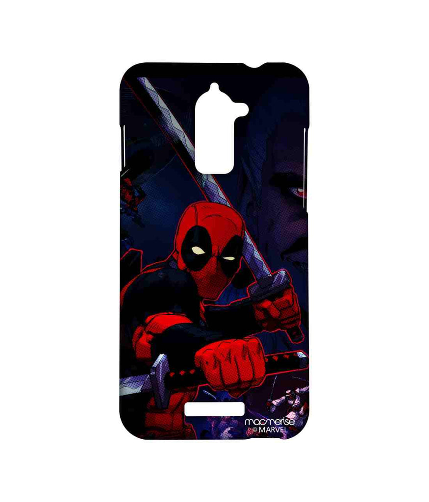 Comics Deadpool Attack Sublime Case for Coolpad Note 3 Lite