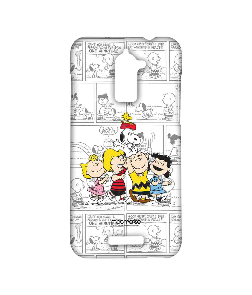 Snoopy Peanuts Characters Sublime Case for Coolpad Note 3 Lite