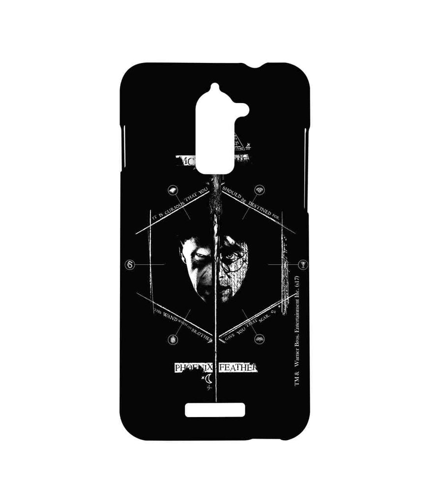 Harry Potter Voldemort Phoenix Feather Sublime Case for Coolpad Note 3 Lite