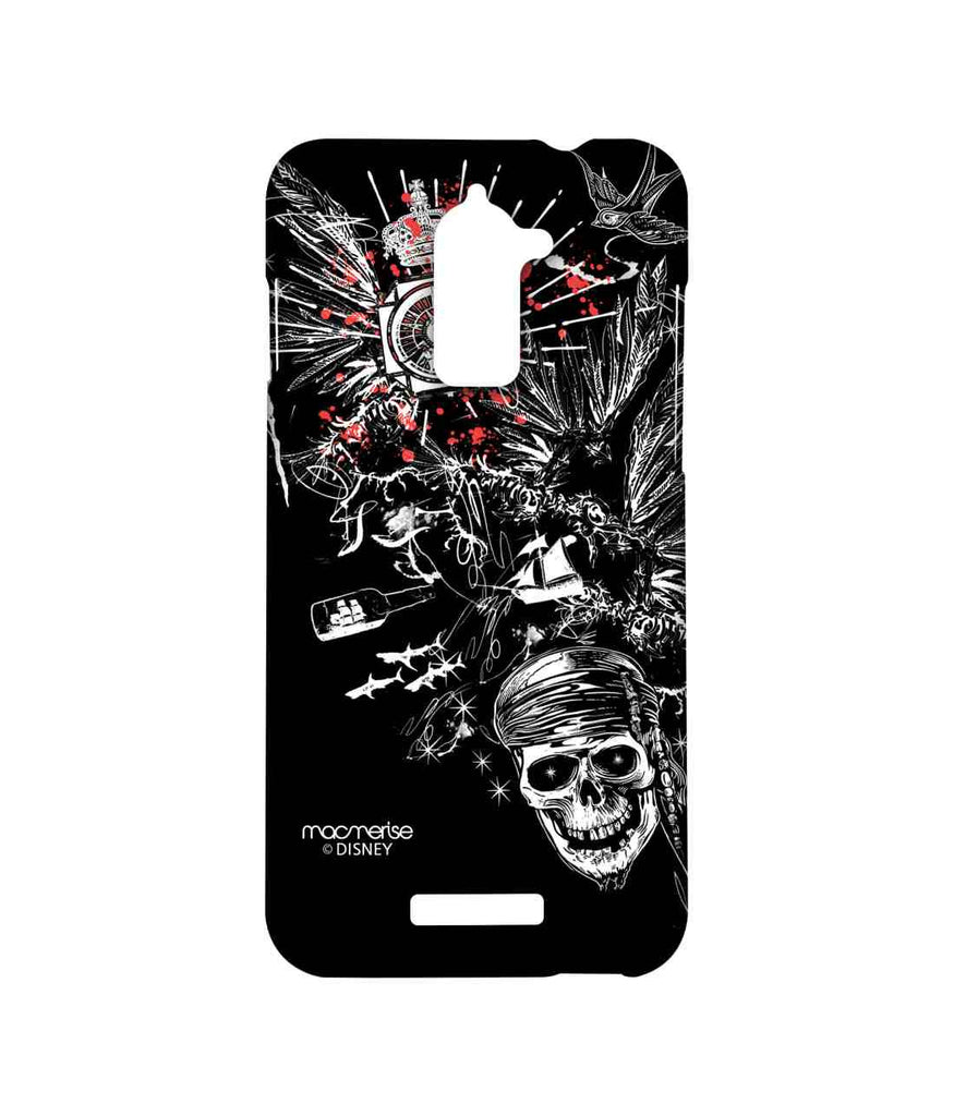 Pirates of the Caribbean Pirates Mess Sublime Case for Coolpad Note 3 Lite