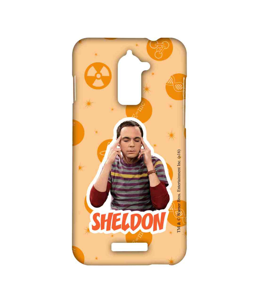Big Bang Theory Sheldon Explosion Sublime Case for Coolpad Note 3 Lite