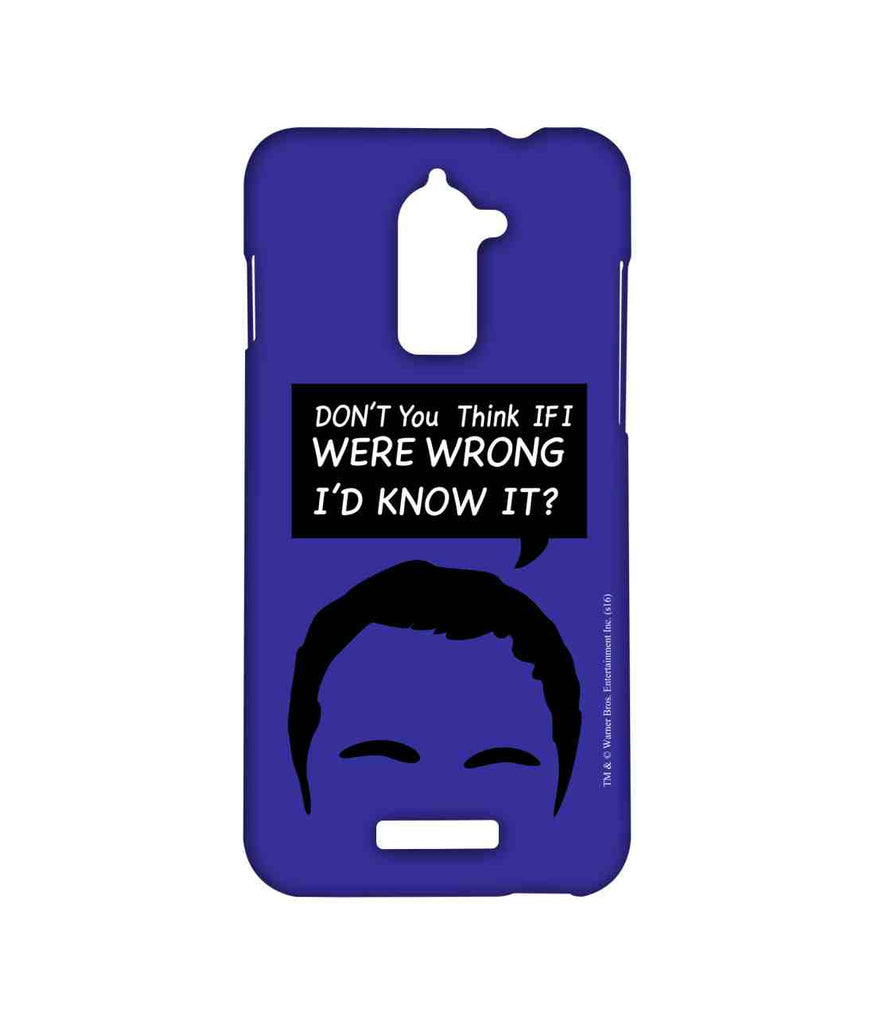 Big Bang Theory Sheldon Facts Sublime Case for Coolpad Note 3 Lite