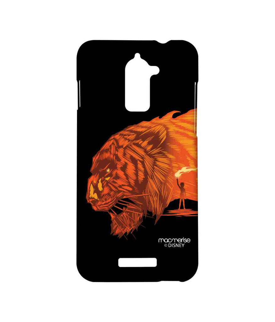 Disney The Jungle Book Share Khan and Mowgli Shere Khan Attack Sublime Case for Coolpad Note 3 Lite