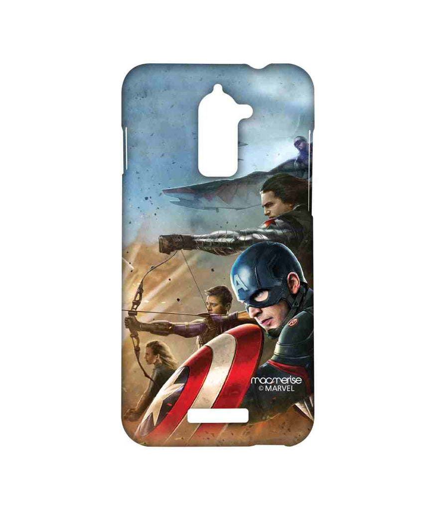 Captain America: Civil War Captain America Hawkeye Bucky Barnes Antman Falcon and Agent 13 Team Captain America Sublime Case for Coolpad Note 3 Lite