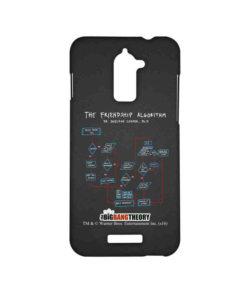 Big Bang Theory The Friendship Algorithm Sublime Case for Coolpad Note 3 Lite
