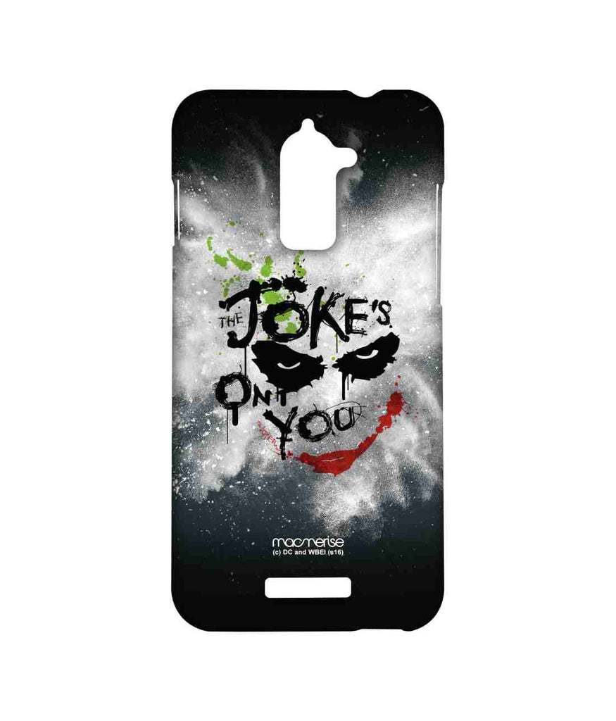 Batman The Dark Knight Joker The Jokes on you Sublime Case for Coolpad Note 3 Lite