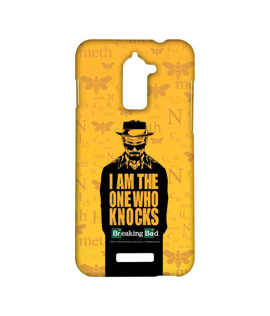 Breaking Bad Walter White The One who Knocks Sublime Case for Coolpad Note 3 Lite