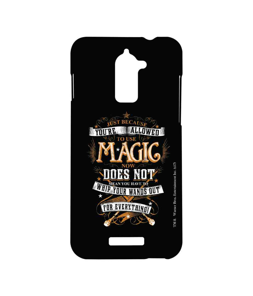 Harry Potter Wand Wisdom Sublime Case for Coolpad Note 3 Lite