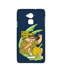 Shikari Shambu Canabananalism Sublime Case for Coolpad Note 3 Plus - Multicolor