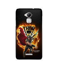 Thor Fiery Thor Sublime Case for Coolpad Note 3 Plus - Multicolor