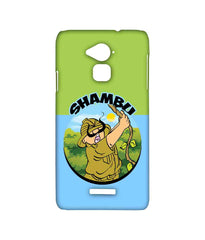 Shikari Shambu in action Sublime Case for Coolpad Note 3 Plus - Multicolor