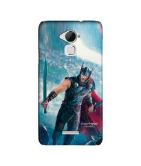 Thor Ragnarok Sublime Case for Coolpad Note 3 Plus - Multicolor