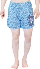 Family Guy Griffin Plumbing Blue Boxer for Men