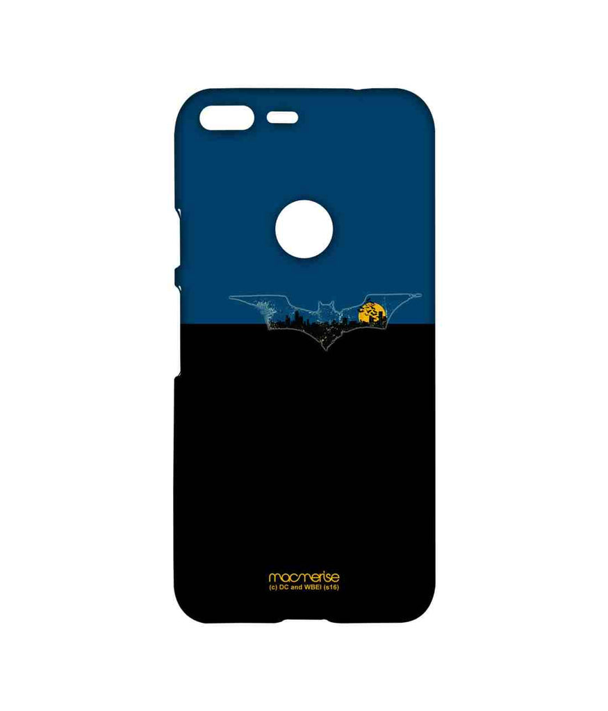 Batman The Dark Knight Batman's Gotham Sublime Case for Google Pixel