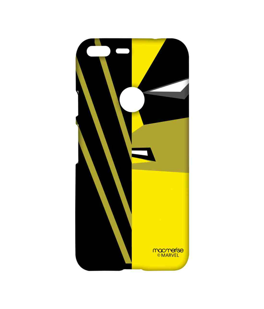 Comics Wolverine Face Focus Wolverine Sublime Case for Google Pixel