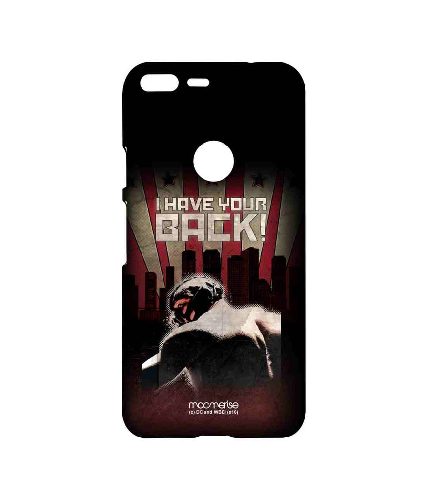 Batman The Dark Knight Rises Bane I Have Your Back Sublime Case for Google Pixel