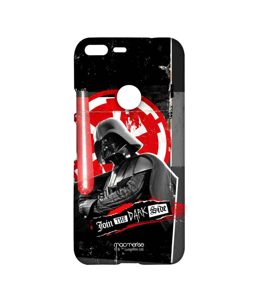 Star Wars Darth Vader Join the Dark Side Sublime Case for Google Pixel