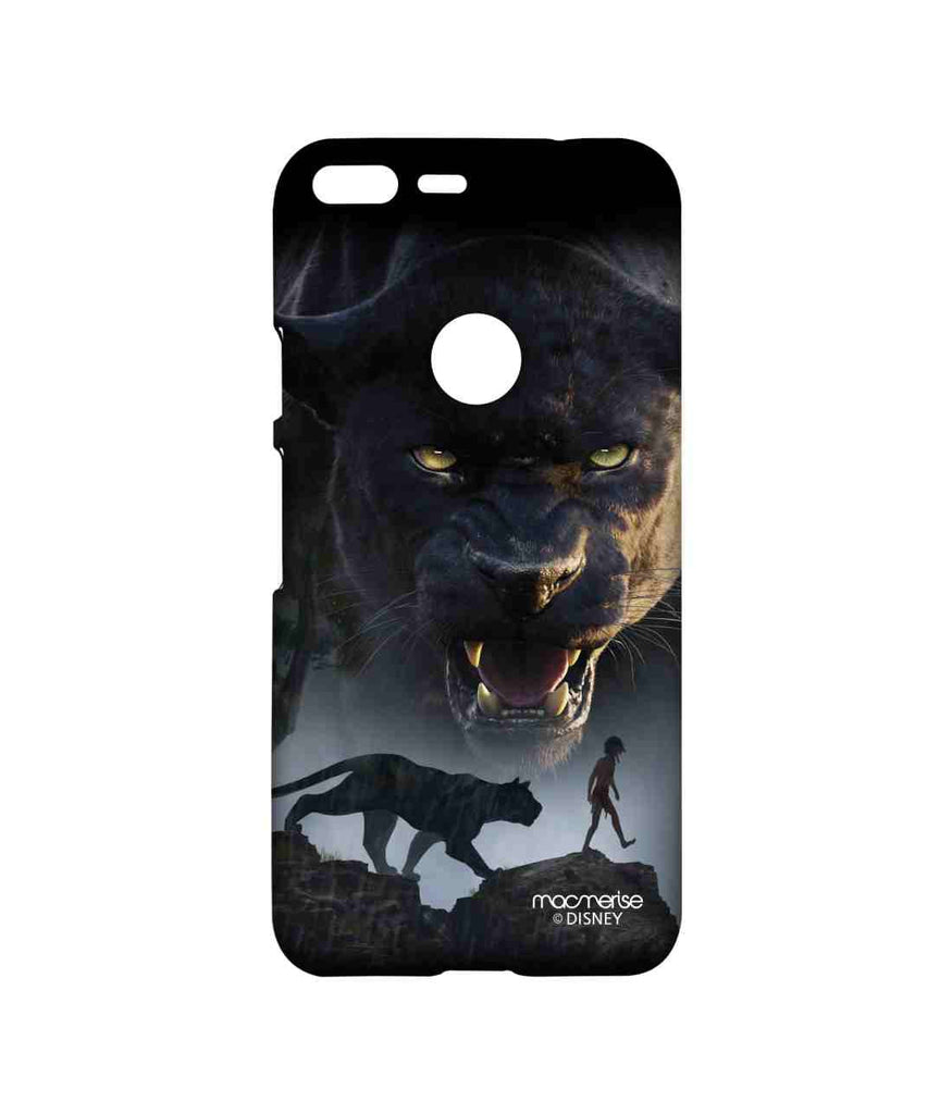 Disney The Jungle Book Mowgli and Bagheera Jungle Book Heroes Sublime Case for Google Pixel