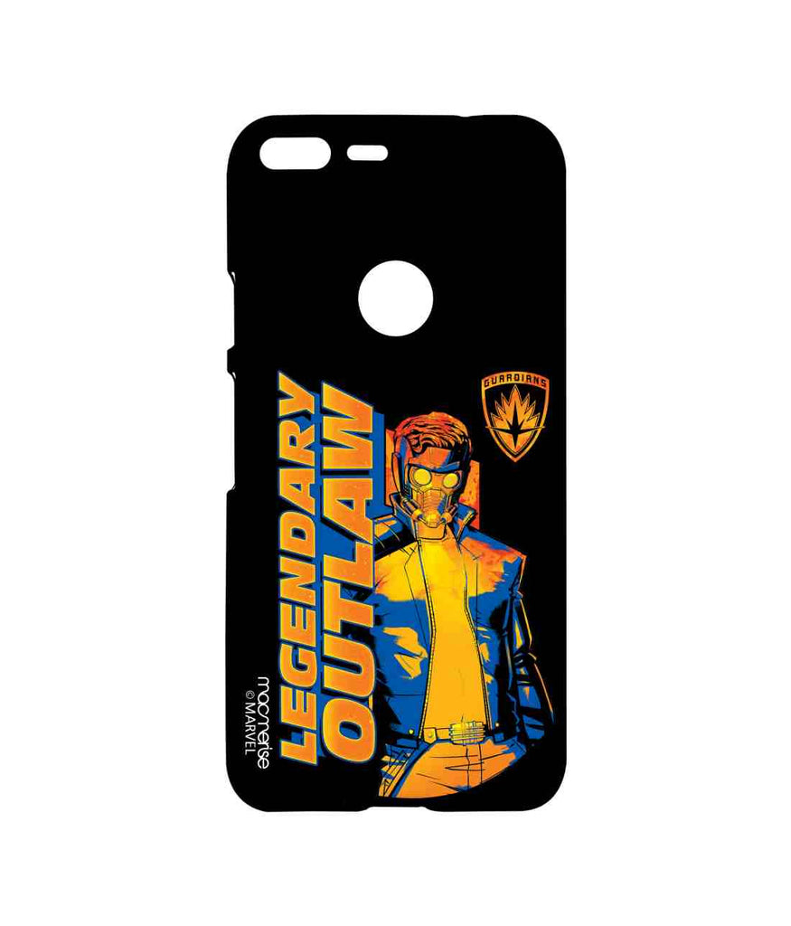 Guardians of the Galaxy Star Lord Legendary Outlay Sublime Case for Google Pixel
