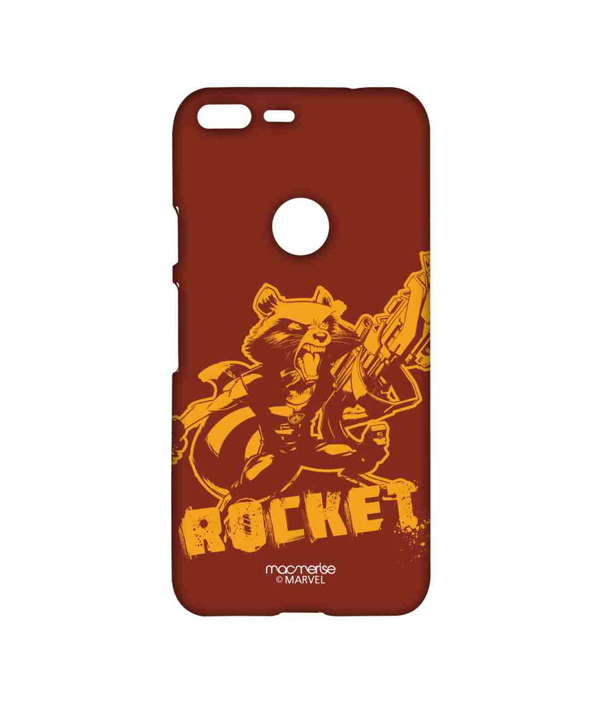 Guardians of the Galaxy Rocket Raccoon Sublime Case for Google Pixel