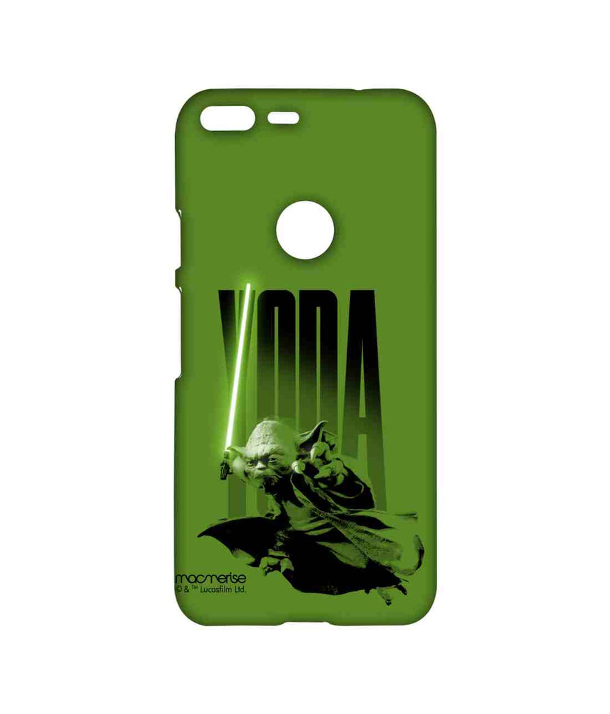 Star Wars Yoda Strike I Will Sublime Case for Google Pixel