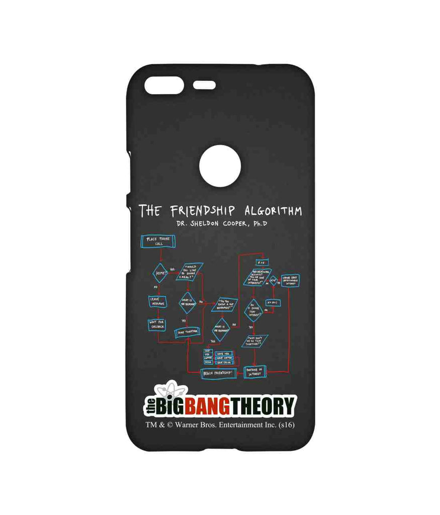 Big Bang Theory The Friendship Algorithm Sublime Case for Google Pixel