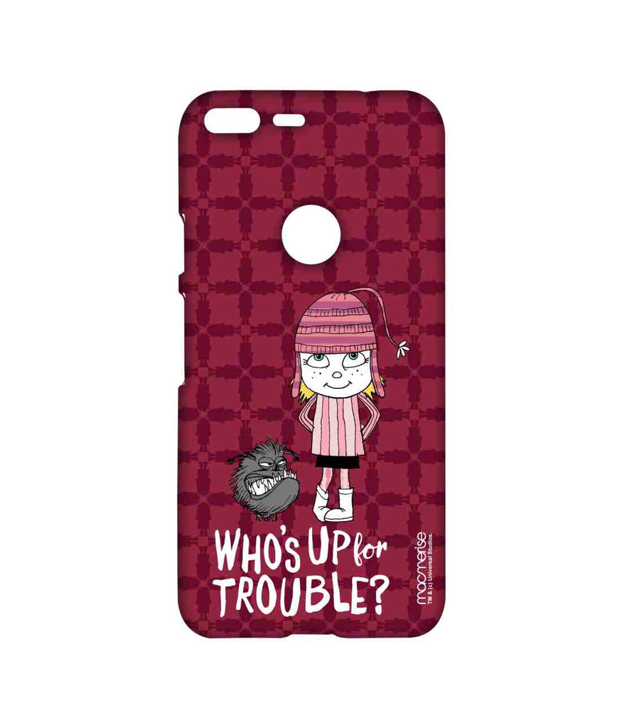 Despicable Me Troublesome Edith Sublime Case for Google Pixel