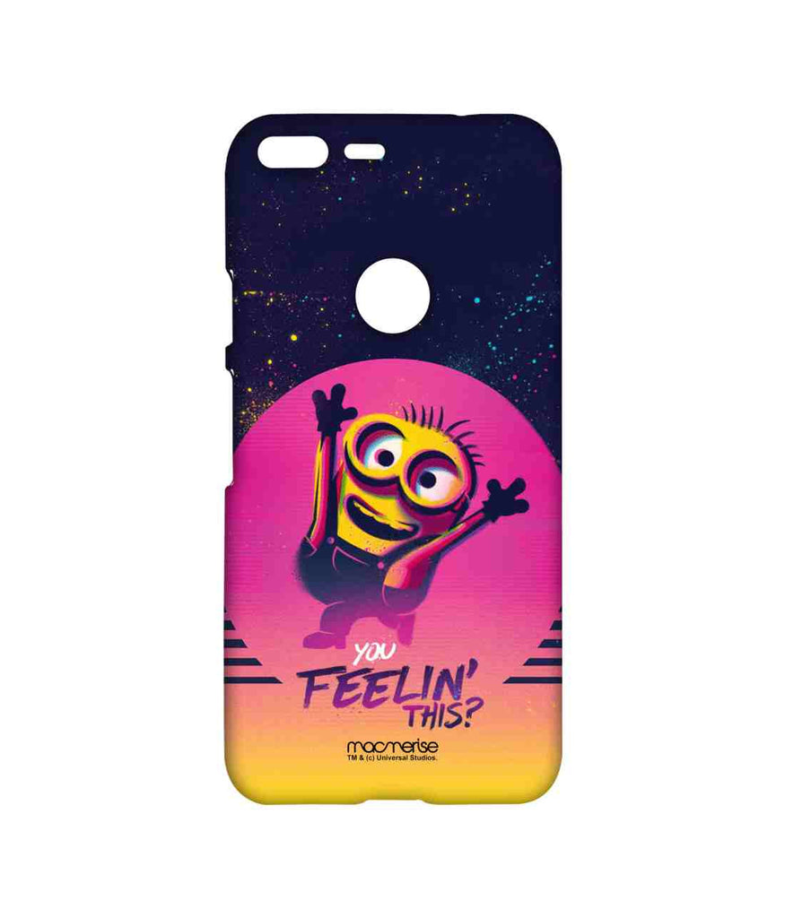 Despicable Me Minion Bob You Feeling This Sublime Case for Google Pixel