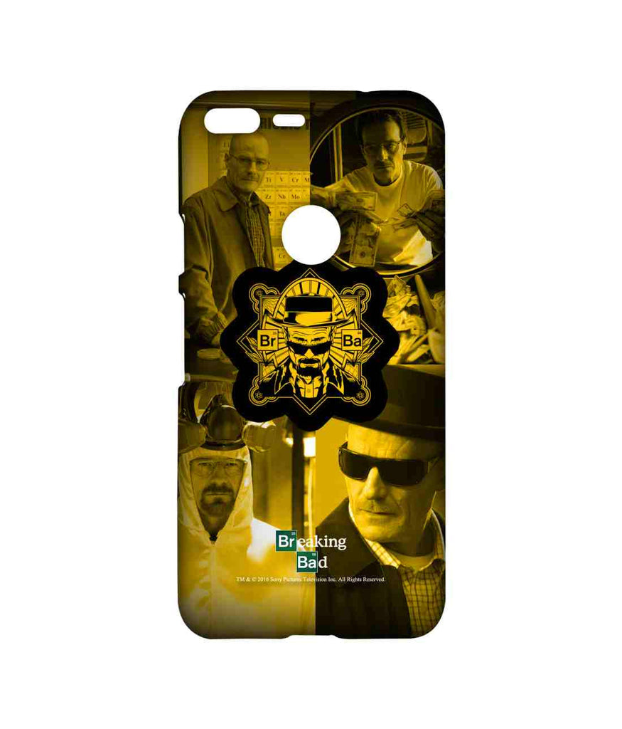 Breaking Bad Walter White 5 in One Sublime Case for Google Pixel XL