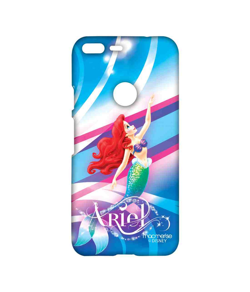 Disney The Little Mermaid Ariel Sublime Case for Google Pixel XL