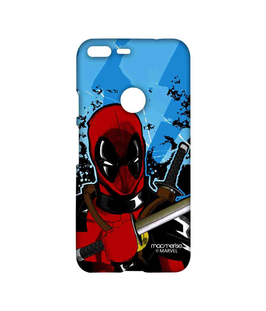 Comics Deadpool Fury Sublime Case for Google Pixel XL