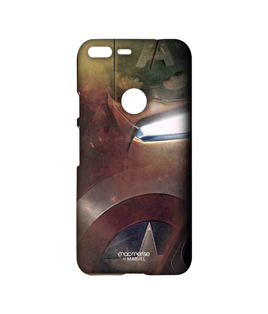 Civil War Captain America See you at War Sublime Case for Google Pixel XL