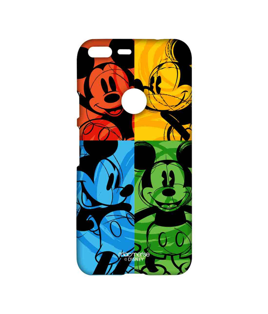 Disney Mickey Mouse Shades of Mickey Sublime Case for Google Pixel XL