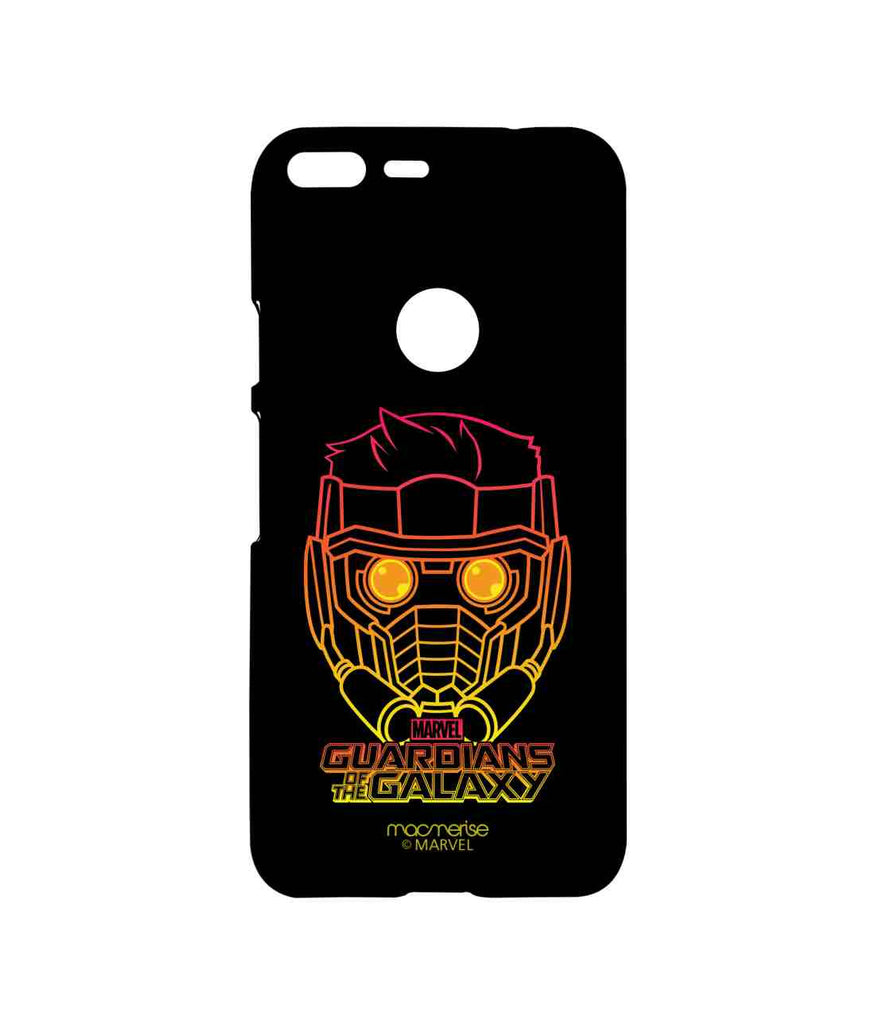 Guardians of the Galaxy Star Lord Mask Sublime Case for Google Pixel XL