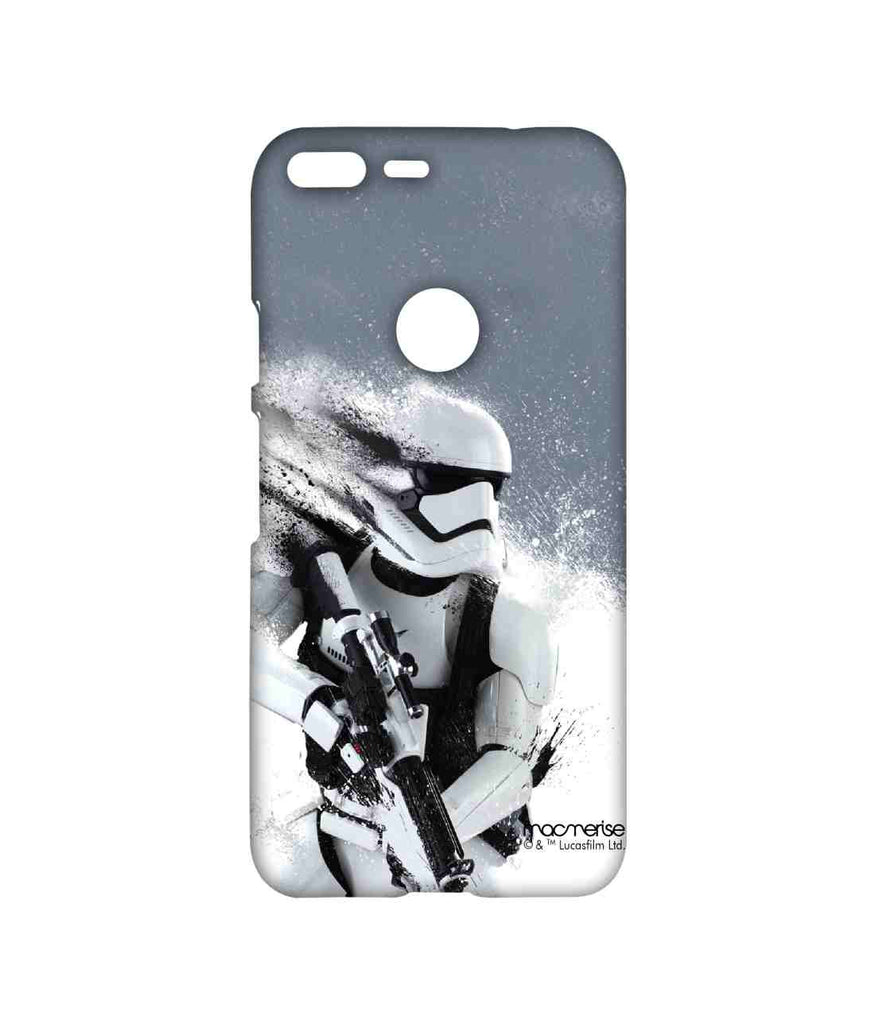 Star Wars Force Awakens Stormtrooper Trooper Storm Sublime Case for Google Pixel XL