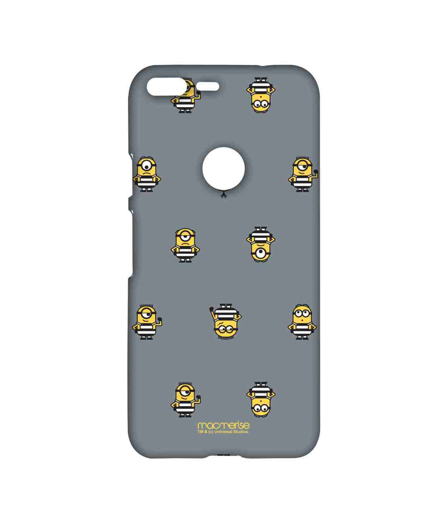 Despicable Me Minions Upside Down Minions Sublime Case for Google Pixel XL