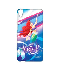 Disney Princess Ariel Sublime Case For Htc Desire 820Q - Multicolor